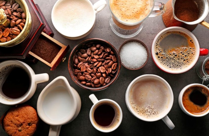 Káva: kofeín a bioaktívne látky časť 1.